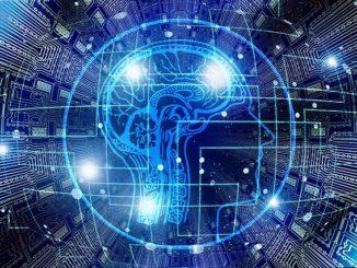 Abstraktes Bild zur künstlichen Intelligenz: Dank dem Digital Account Check (DAC) sind heute Kredite mit Sofortzusage und Sofortauszahlung möglich!